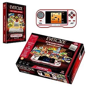 – Blaze Evercade Starter Pack + Namco Cart 1