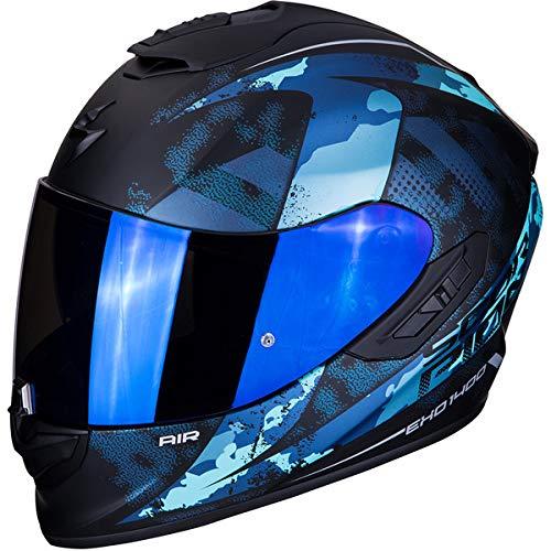 Scorpion 14-286-158-04 EXO-1400 Air SYLEX Matt Black-Blue M