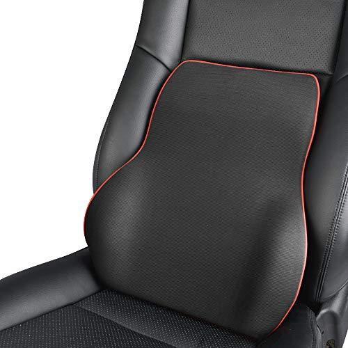 AUTOPRE MODIFY Lordosenstütze Auto, Rückenkissen Memory Foam Lendenwirbelstütze Für Auto Bürostuhl, Orthopädisches Rücken