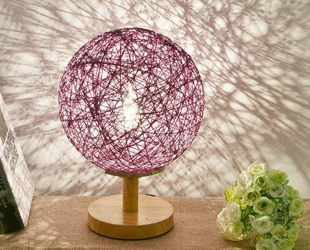 minimaliste-moderne-jardin-ficelles-sepak-takraw-chambre-table-de-chevet-lampes-decoratives-veilleus