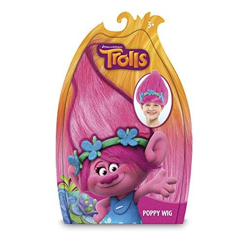 TROLLS Peluca Poppy