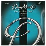 Dean Markley 2506B Jeu de cordes pour Guitare électrique Nickel Steel Jazz 12-54