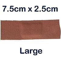 500x Steroplast Premium Robust Stoff Medical Grade Cut Pflaster groß 7,5cm x 2,5cm preisvergleich bei billige-tabletten.eu