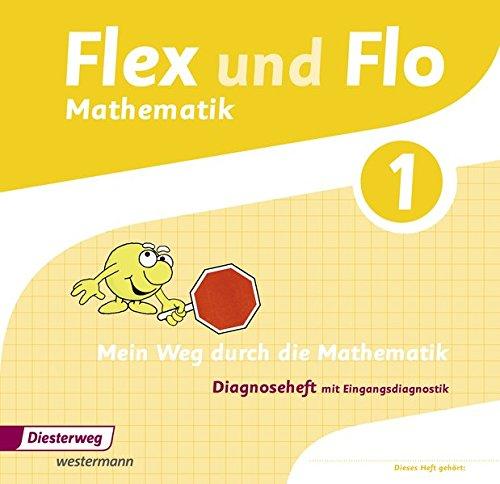 Flex und Flo - Ausgabe 2014: Diagnoseheft 1 par (Broschüre - Jan 22, 2014)