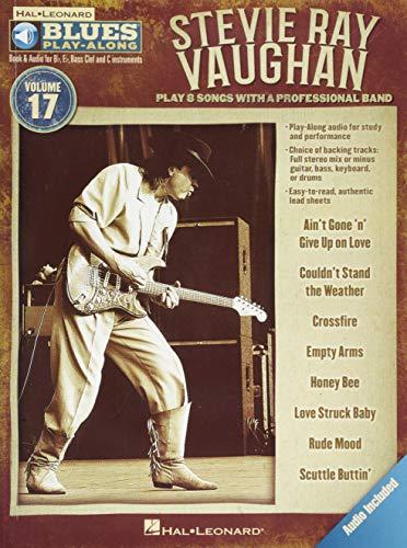 Stevie Ray Vaughan: Blues Play-Along Volume 17 [With CD (Audio)] (Hal Leonard Blues Play-Along, Band 17)