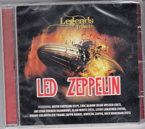 Legends Tribute to Led Zeppelin - White Oyster