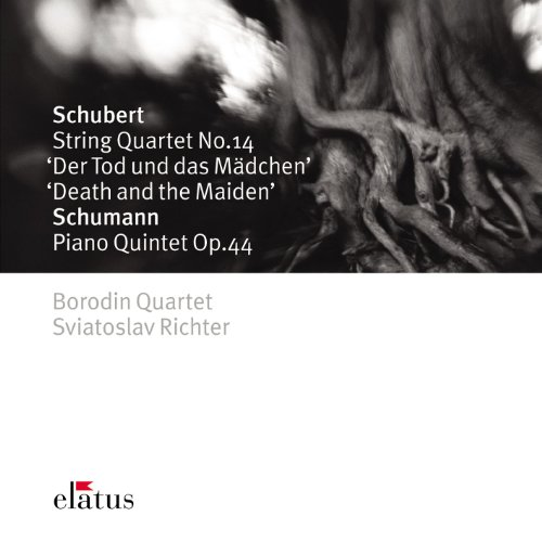 artet, 'Death and the Maiden' & Schumann : Piano Quintet - Elatus ()
