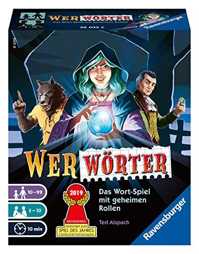 Ravensburger 26025 Werwörter