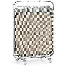 Klarstein HeatPal Marble • Calentador infrarrojo • Calefactor • 1300W • Almacenamiento de Calor • Bajo