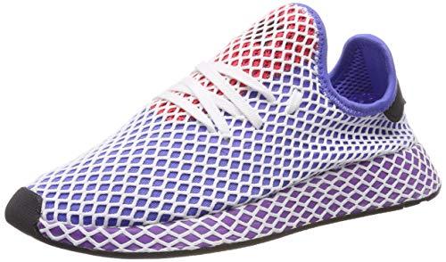 adidas Deerupt Runner W Scarpe da Running Donna, Multicolore (Lilrea/Puract/Rojsho 000), 38 EU
