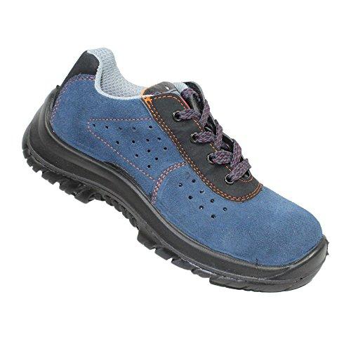 Aimont s1 sRC chaussures berufsschuhe 00823 chaussures plates Noir - Noir