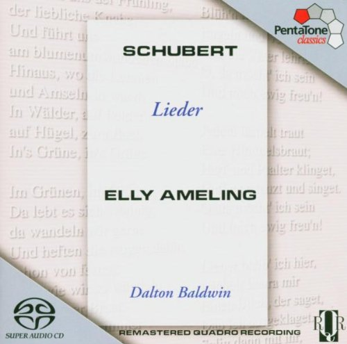 Schubert: Lieder [Hybrid SACD]