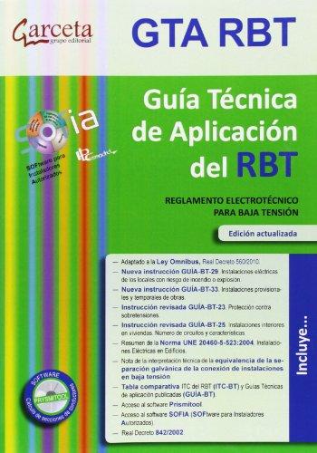 Guía Técnica de Aplicación del REBT: Reglamento Electrotécnico para Baja Tensión (Reglamentos...
