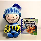 Bedtime Buddies - Sir Nathan The Knight - The Stuffed Friend That Tells A Bed Time Story With The Push Of A Button - Great Gift For Kids Of All Ages - Collect Them All!