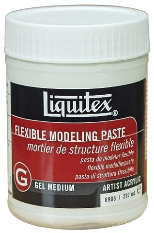 Liquitex Professional Flexible Modeling Paste Medium, 237