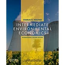 Intermediate Environmental Economics: International Edition