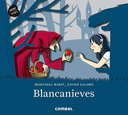Blancanieves - Minipops por MERITXELL MARTI ORRIOLS