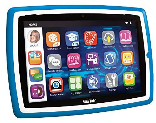 "tablet lisciani 6 12 anni Liscianigiochi-Mio Tab 10"" Evolution System Coding Special Edition"
