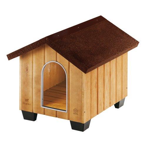 Feplast 87001000 Caseta Exterior Perros Domus Small