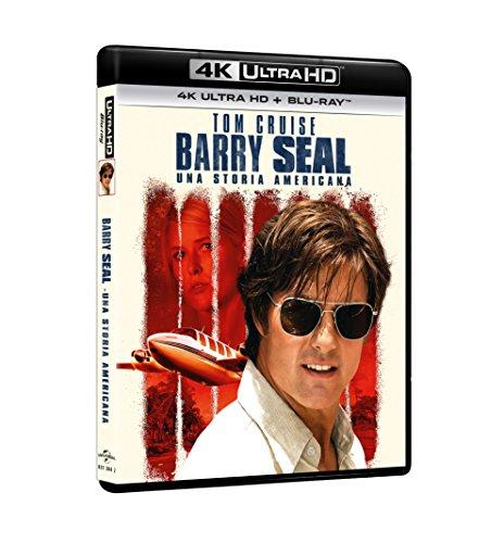 Barry Seal: Una Storia Americana (Blu-Ray 4K Ultra HD + Blu-Ray)