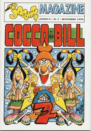 JACOVITTI MAGAZINE N.7 - COCCO BILL