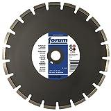 Forum Diamit-Trennscheibe Lasergescheißt Asphalt, 230 x 22,2 x 2,4 mm, 4317784915076