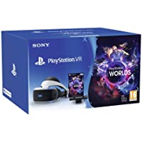 Sony CUH-ZVR1 EY PlayStation VR + Camera + VR Worlds [Official Bundle]