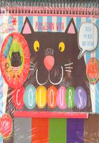 Baby Book: Play&Learn With Colours