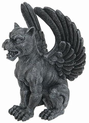 Winged Lioness Gargoyle