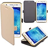 Coque Samsung Galaxy A3 2016 (A310) Etui Housse Portefeuille OR / GOLD Protection pour Samsung Galaxy A3 2016 (A310)