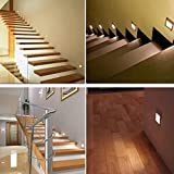 LED 1 Watt Decorative Foot Light, Staircase Light, Driveway Light, Landscape Light, Low Power Consumption Light, Less Heat Signatures, Environment Friendly Light - Warm White Color