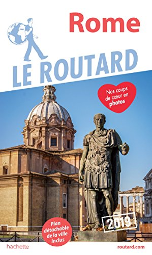 Guide du Routard Rome 2019 par Collectif