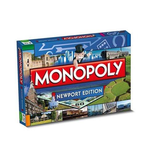 Monopoly Newport Edition - Brettspiel - Winning Moves