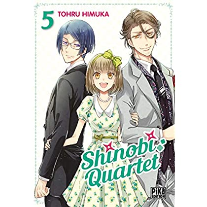 Shinobi Quartet T05