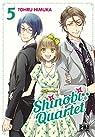 Shinobi Quartet, tome 5 par Himuka