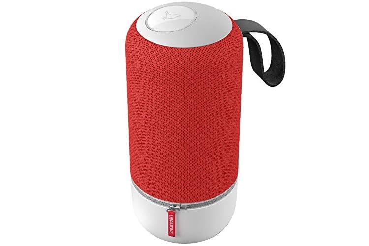 Libratone Zipp Mini Wireless Bluetooth and Wifi Speaker - Victory Red