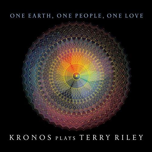 Kronos plays Terry Riley