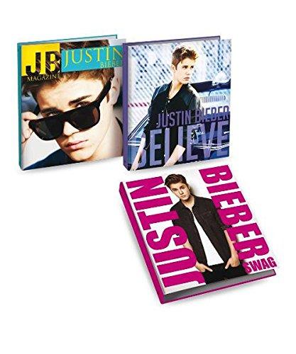 Diario Pocket 12M Justin Bieber