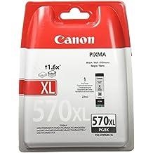 Canon 0318C006 - Cartucho de tóner adecuado para MG5750, color negro
