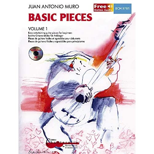 Basic Pieces Vol. 1 Guitare +CD