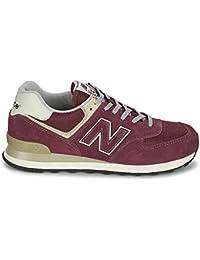 New Balance Herren Sneaker Ml574 Cbl Blau