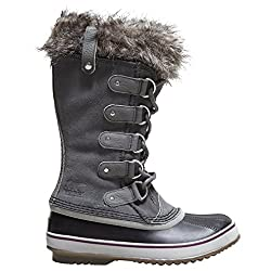 Sorel Women's Joan Of Arctic Snow Boot, Grey, Uk8