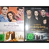 """**Breaking Dawn ...Biss zum Ende der Nacht Teil 1&2 """"Fan Edition"""""""