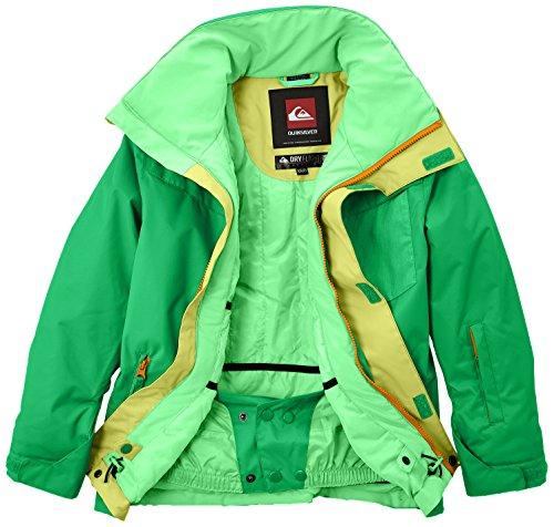 Jacke Chaqueta Mission Para De Esquí Quiksilver Snowboard Y Jacket ybvYf76g