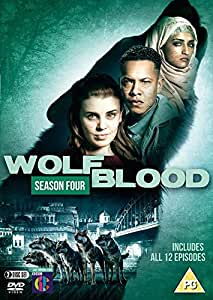 Wolfblood Season 4 Bbc Dvd Amazon Co Uk Leona