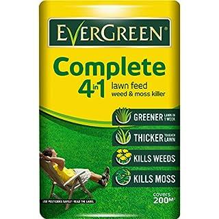 EverGreen 200sqm Complete 4-in-1 Lawn Care