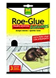 Roe 231185 Trampa Adhesiva Ratones Blanco