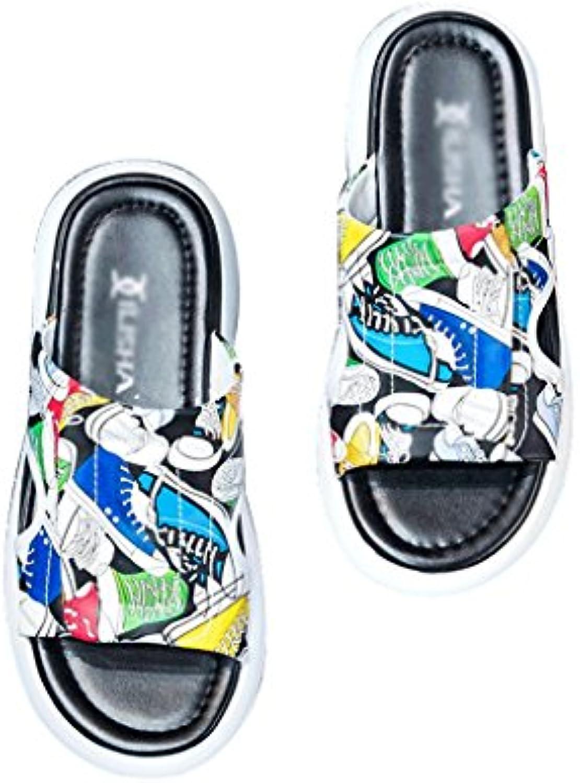 Pantofole sportive Donna Estate Abbigliamento moda Scarpe Sandali (dimensioni   4.5)   Per Essere Altamente Lodato E Apprezzato Dal Pubblico Dei Consumatori    Uomo/Donne Scarpa