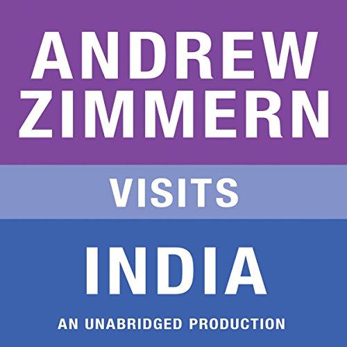 Andrew Zimmern Visits India  Audiolibri