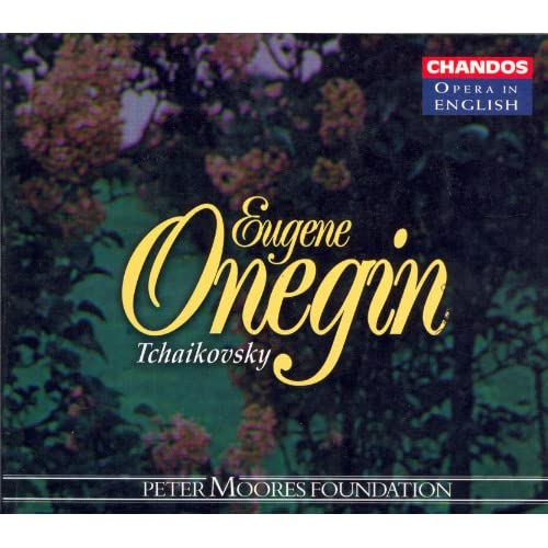 Tchaikovsky: Eugene Onegin (Sung In English)